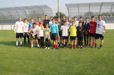 GKIT: Begabte Kinder bei Trainingscamp