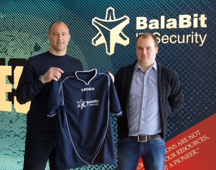 Goalkeeper Road Show sponsored by BalaBit